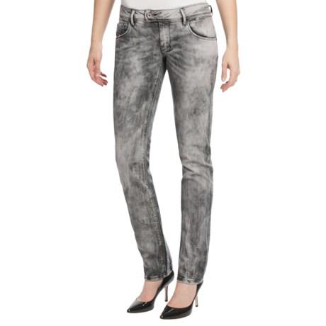 Diesel Nevy Skinny Jeans (For Women) in Dark Indigo