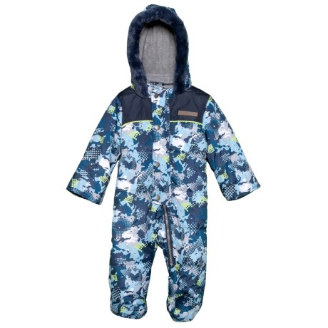 Digital Camo Bunting Snowsuit - Insulated (For Infant Boys) photo