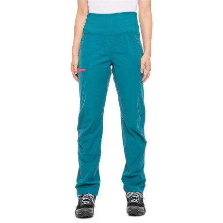 Dihedral Pants (For Women) - LATE NIGHT/DOUBLE MINT (L )