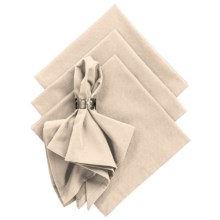 DII Cloth Napkins - Set of 4 in Linen - Closeouts