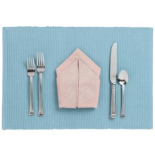 DII Fresh Collection Placemat in Cerulean - Closeouts
