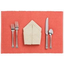 DII Fresh Collection Placemat in Guava - Closeouts