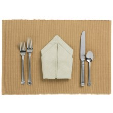 DII Fresh Collection Placemat in Taupe - Closeouts