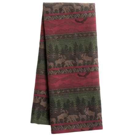 DII Jacquard Dish Towel in Wilderness Stripe - Closeouts