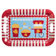 "DII Melamine Serving Tray - 18.5x13"" in Popcorn - Closeouts"