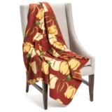"DII Printed Fleece Throw Blanket - 50x60"""