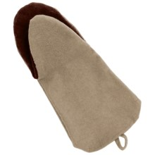 DII Wool Oven Mitt in Vanilla/Cocoa - Closeouts
