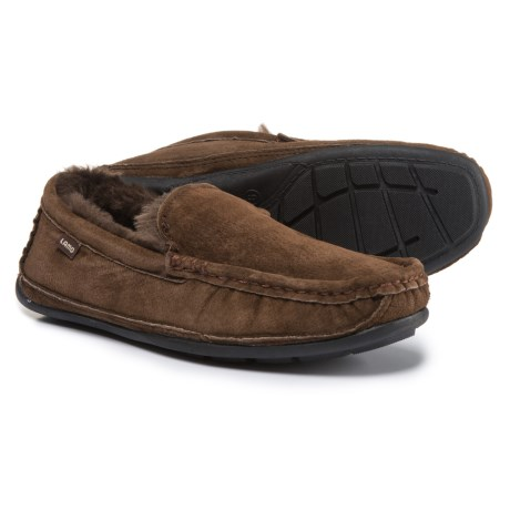 Dije California Boston Driving Moccasins - Suede (For Men)