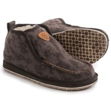 Dije California Cloak Slippers (For Men) in Chocolate - Closeouts