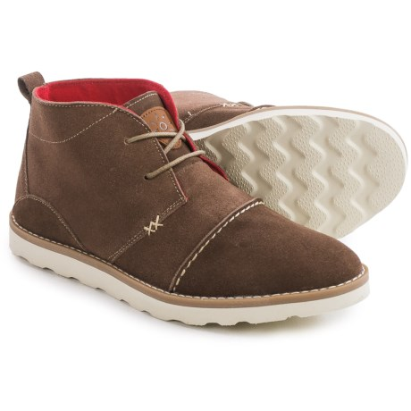 Dije California Indio Desert Chukka Boots Suede (For Men)