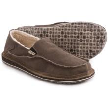 Dije California Laguna Nights Shoes - Slip-Ons (For Men) in Chocolate - Closeouts