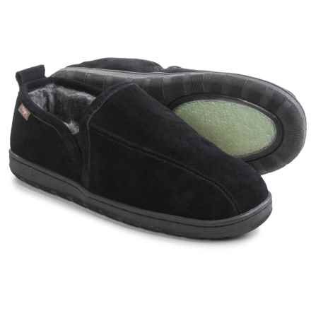 Dije California Romeo Slippers (For Men) in Black - Closeouts