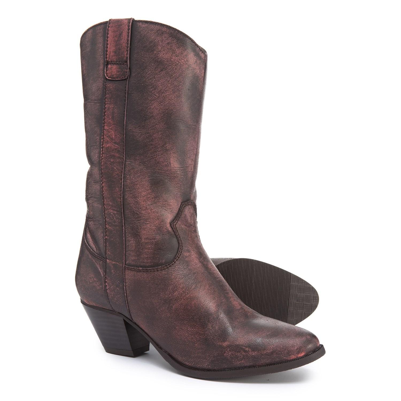 e8629d6042c Dingo Tina Cowboy Boots (For Women) - Save 71%