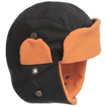 Discovery Expedition Techpore Trapper Hat (For Men and Women) in Black - Closeouts
