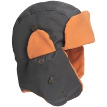 Discovery Expedition Techpore Trapper Hat (For Men and Women) in Grey - Closeouts