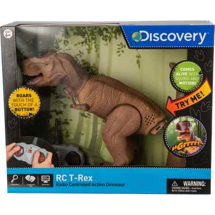 Discovery Kids Toy Remote Control Dinosaur - Tyrannosaurus Rex in See Photo - Closeouts