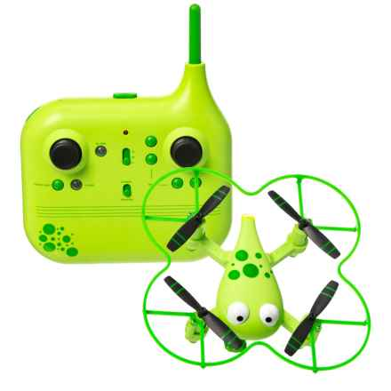 """Discovery Kids Zip Stunt Drone Kit - 5"""" in See Photo - Closeouts"""