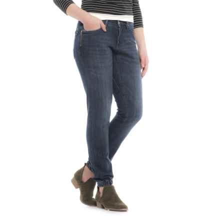 Dish dish denim Hiking Jeans (For Women) in Dark Stone - Closeouts