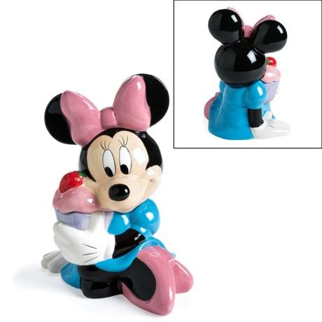 Disney Cookie Jar in Minnie