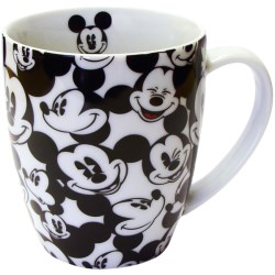 Disney Mickey Mouse Coffee/Tea Mugs - Set of 4 in Minnie Mouse