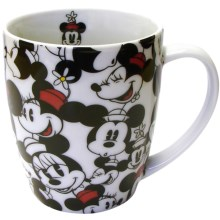 Disney Mickey Mouse Coffee/Tea Mugs - Set of 4 in Minnie Mouse - Overstock