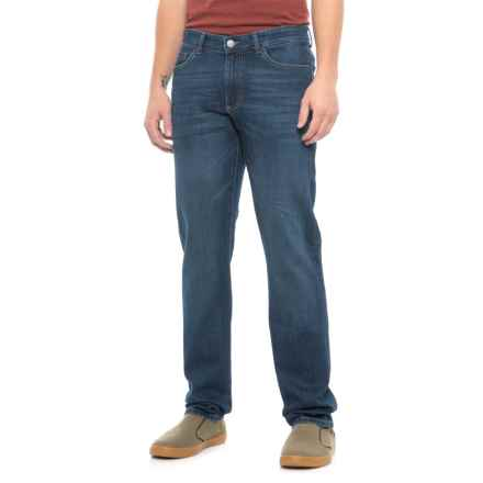 DL1961 Acre Dark Russell Denim Jeans - Slim Straight (For Men) in Acre - Closeouts