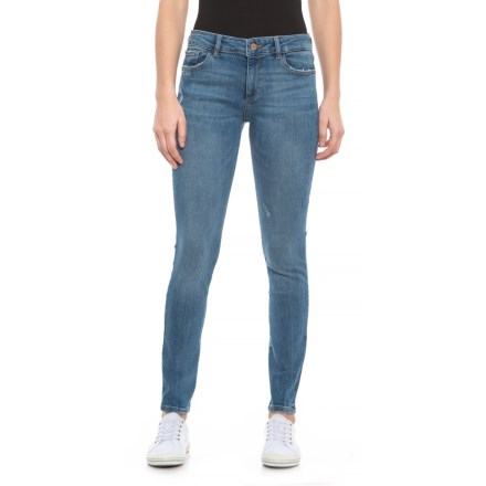 7011be86aee DL1961 Delano Florence Instasculpt Skinny Jeans - Mid Rise (For Women) in  Delano -