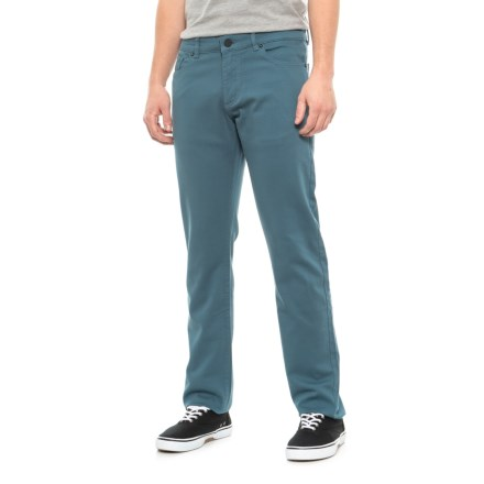 311370d6d93 DL1961 Russell Slim Straight Pants (For Men) in Lagoon - Closeouts