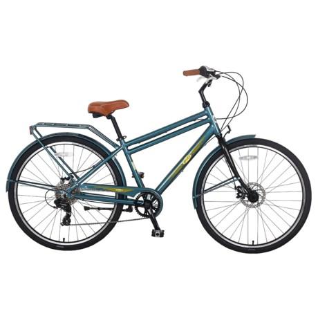 DLX-8 M8 City Bicycle
