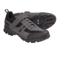 DMT Apex Freeride Mountain Bike Shoes - SPD (For Men) in Grey - Closeouts