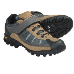 DMT Kondo Freeride Mountain Bike Shoes - SPD (For Men) in Brown