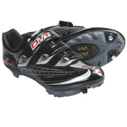 DMT Reflex Mountain Bike Shoes - SPD (For Men) in Black