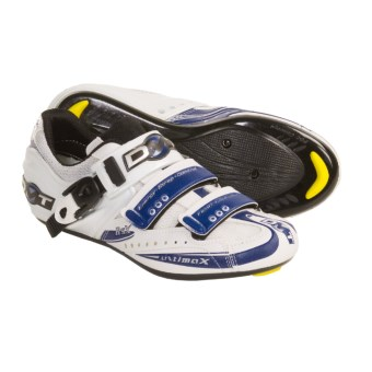 DMT Ultimax Spirit Road Cycling Shoes - 3 Hole (For Men) in White