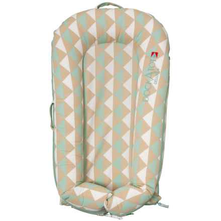 DockATot Love Triangle Deluxe Plus Baby Sleeper in Love Triangle - Closeouts