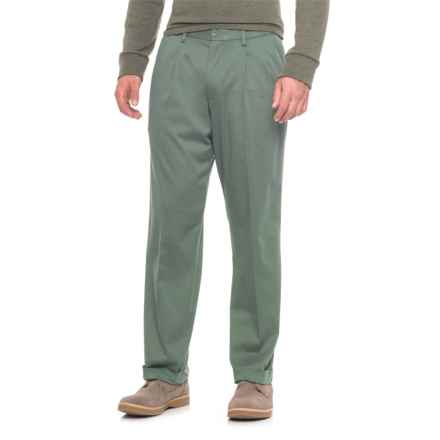 Dockers Classic Fit Comfort Khakis (For Men) in Forest - 2nds