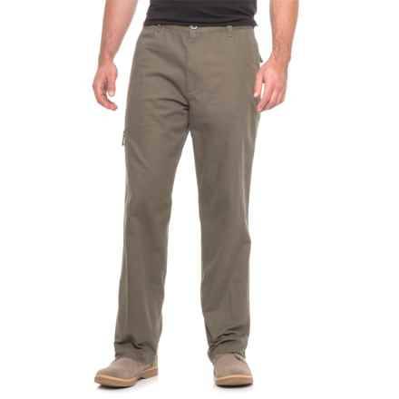 Dockers D3 Cargo Pants - Classic Fit (For Men) in Dark Olive - 2nds