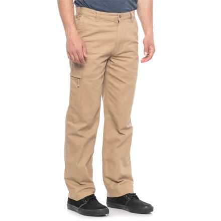 Dockers D3 Cargo Pants - Classic Fit (For Men) in Khaki - 2nds