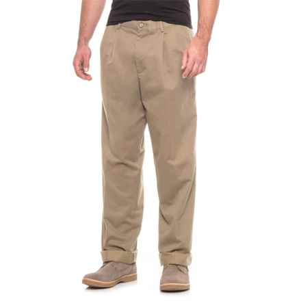 Dockers D4 Khaki Pants - Relaxed Fit (For Men) in Khaki - 2nds