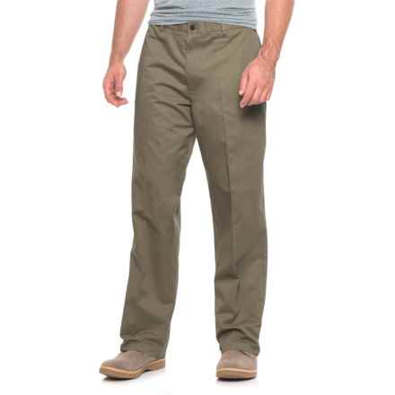 Dockers Iconic Khakis - Relaxed Fit (For Men) in Olive - 2nds