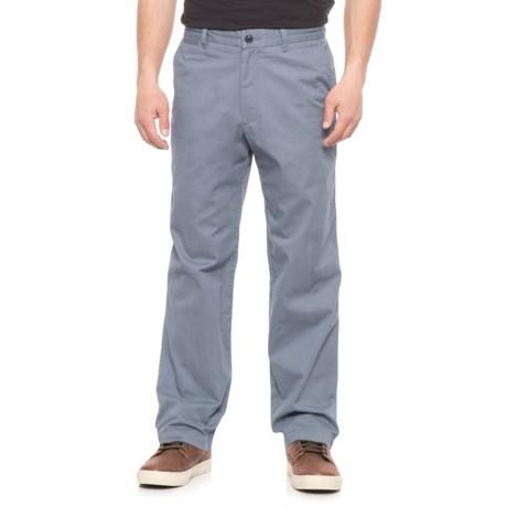 Dockers Pacific Field Khaki Pants (For Men) in Blue Steel