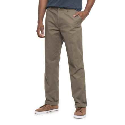 Dockers Pacific Field Khaki Pants (For Men) in Olive - 2nds