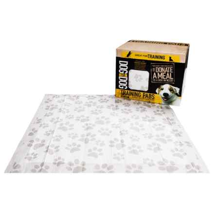 Dog for Dog Training Pads - 100-Pack in See Photo - Closeouts