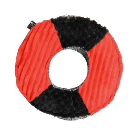 Dog for Dog Wacky Wheel Squeaker Dog Toy in Red - Closeouts