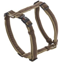 "Dog Gone Smart Wear Dog Harness - 1"" in Brown/Khaki - Closeouts"