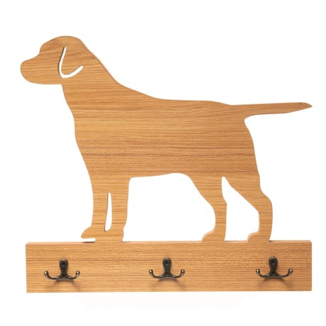 Image of Dog Silhouette Wall Hook