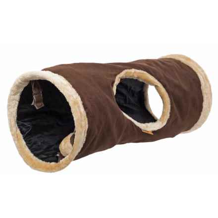 DOGHAUS Cat Tunnel in Bra Brown - Closeouts