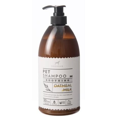 DOGHAUS Oatmeal Dog Shampoo - 33 oz. in Oatmeal