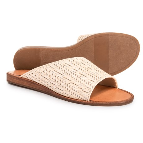 0661c1a61 Dolce Vita Pierre Woven Slide Sandals (For Women) - Save 63%