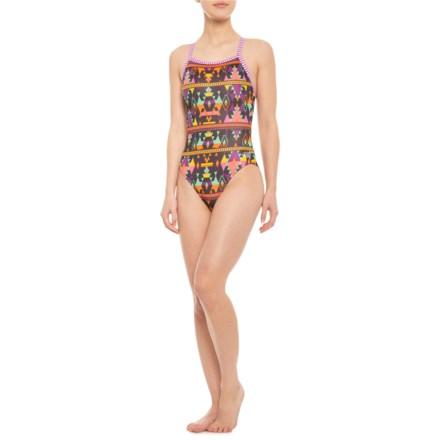 e33e5eec58573 Dolfin Azera Uglies One-Piece Swimsuit - UPF 50+ (For Women) in