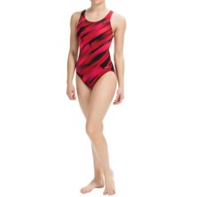Dolfin Razor Competition Swimsuit (For Women) in Razor Red - Closeouts